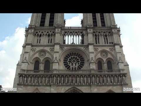 Notre-Dame de Paris (Notre-Dame Cathedral) exterior