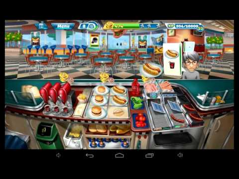 Noodle Arcade - Cooking Fever Fast Food Restaurant Level 40