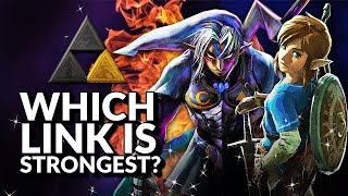 Video Which Link is strongest? (Ranking the Links from Legend of Zelda) MP3, 3GP, MP4, WEBM, AVI, FLV Juni 2019
