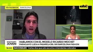Ricardo Mochet: modelo paraguayo en España