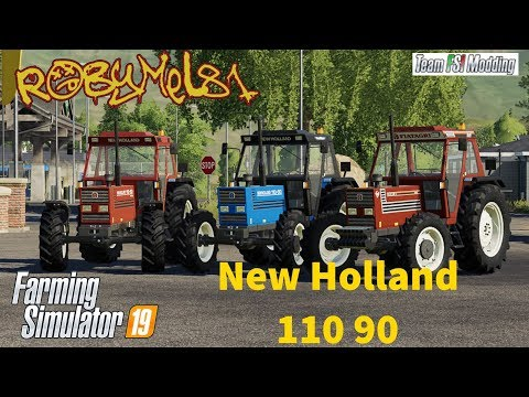 New Holland 110 90 v1.0.0.0