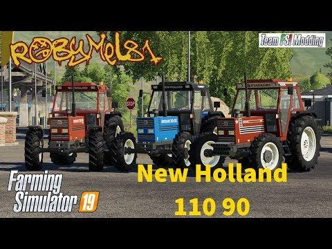 New Holland 110 90 v1.0.0.0