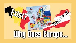 Video Why Does Belgium Exist? (Answering Google Autocomplete - Europe Edition) MP3, 3GP, MP4, WEBM, AVI, FLV Desember 2018