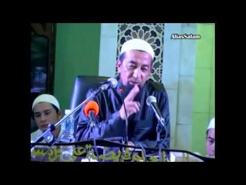 Ustaz Azhar Idrus – Debat Islam VS Kristian