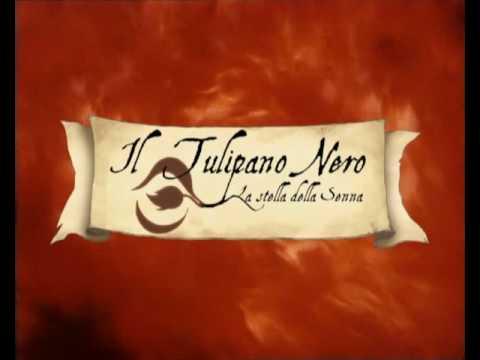 il tulipano nero - sigla originale con introduzione tagliata in italia