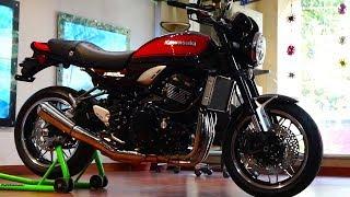 5. Kawasaki Z900RS is Beautiful Walkaround Review #Bikes@Dinos