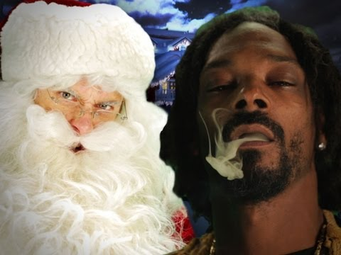Epic Rap Battle - Moses Vs Santa Claus ft. Snoop Dogg