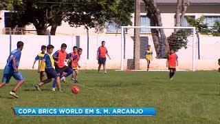 São Miguel Arcanjo recebe Copa Brics World no fim de semana