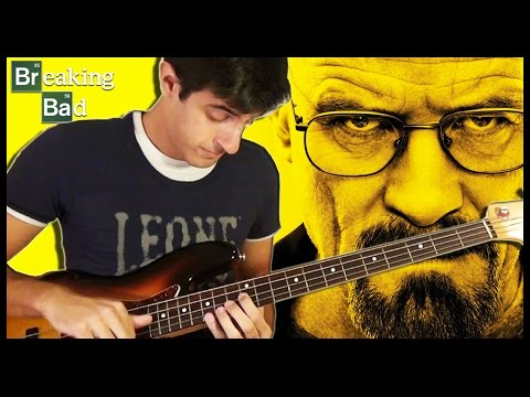 meets - Here's the Breaking Bad Main theme on bass guitar! It is more like a Funky / Dance arrangement and remix, hope you'll like it anyway! If you have more suggestions about the next