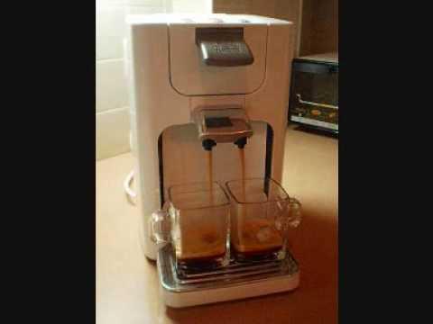 www.Espresso-Club.co.uk - Philips Senseo Quadrante HD7860 Coffee Machine