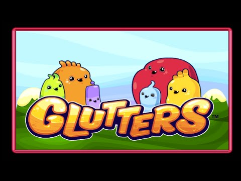 Free Glutters slot machine by Leander Games gameplay ★ SlotsUp