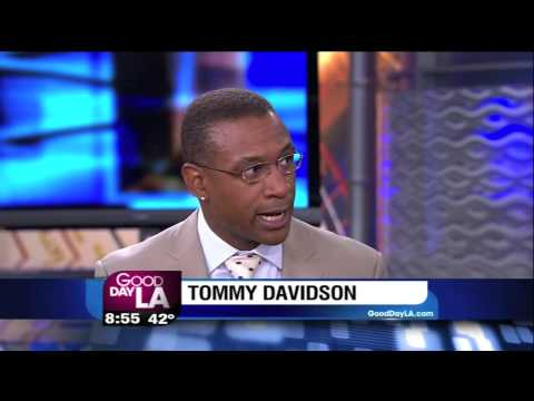 Tommy Davidson on Obama, Comedy & 'Black Dynamite
