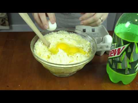 How To Mountain Dew Cake The Ultimate Super Bowl Dessert