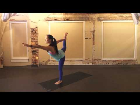 hot yoga - 60 minutes of Vinyasa Flow with Studio Owner Virginia Gallagher.