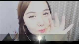 아프리카 TV BJ 김하이 400일 팬분들에게 쓰는 영상편지♥