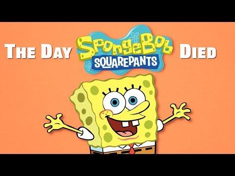 The Day SpongeBob SquarePants Died