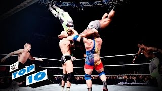 Nonton Top 10 WWE SmackDown moments: May 7, 2015 Film Subtitle Indonesia Streaming Movie Download