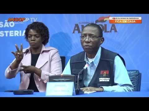 COVID-19: Angola regista mais dois casos
