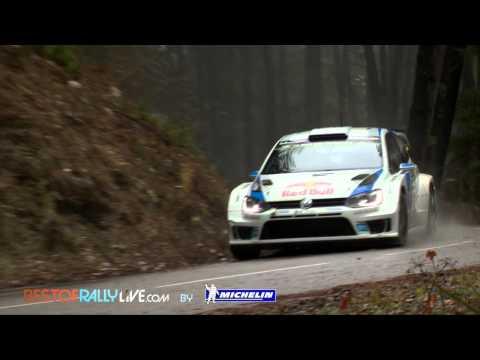 Latvala testing - 2015 WRC Rallye Monte-Carlo - Best-of-RallyLive.com
