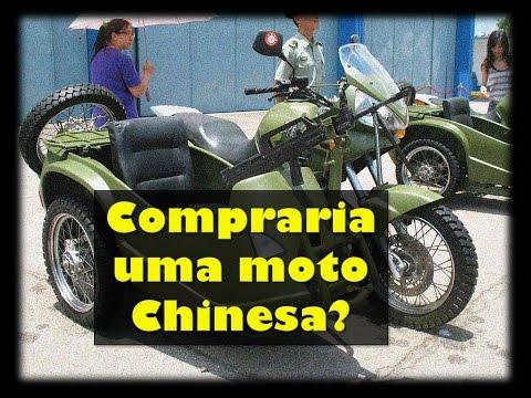 Comprar uma moto chinesa? Traxx Fly 250, TSS 250, Dunna 600 - Jialing