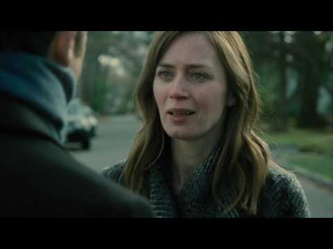 The Girl on the Train (2016) (Clip 'Tom Warns Rachel')