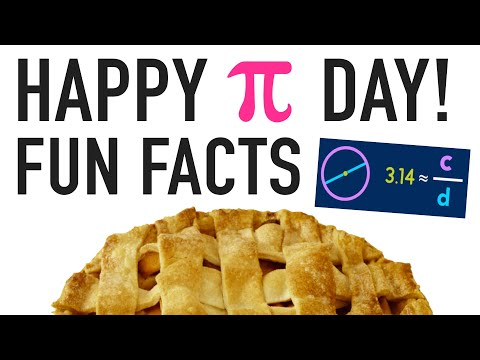 The Ultimate Pi Day Video