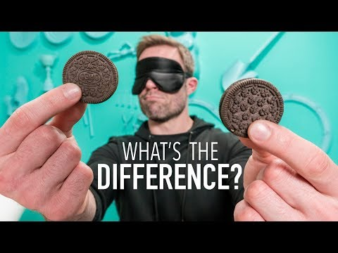 Blind Test: Brand Name vs. Generic Products