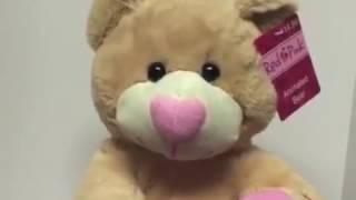 """Do You Love Me?"" Singing Bear"