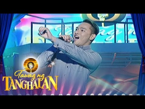 "Tawag ng Tanghalan: William Bautista - ""Green, Green Grass Of Home"""