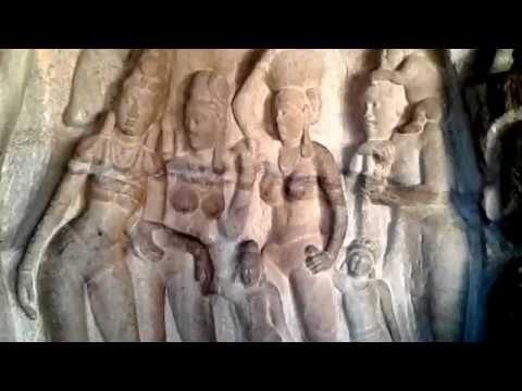 le opere dei pallava a mahabalipuram