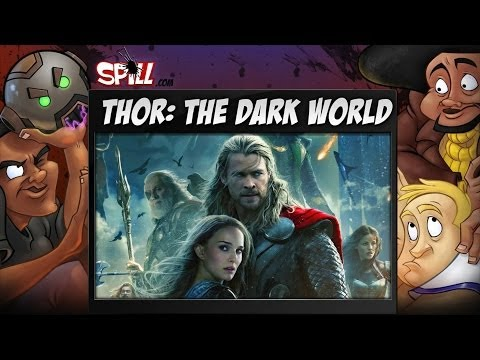 Spill - http://www.hollywood.com Movie Review: 'Thor: The Dark World' by Spill.com Our good buds over at Spill.com hooked us up with their latest review of 'Thor: Th...