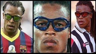 EDGAR DAVIDS: La Verdadera HISTORIA De Por Qué Usaba GAFAS - Curiosidades Del Fútbol #1