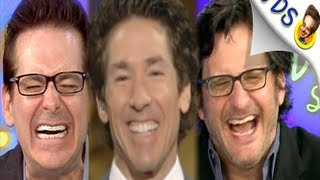 Tightrope Walker Saved By Joel Osteen (TJDS)