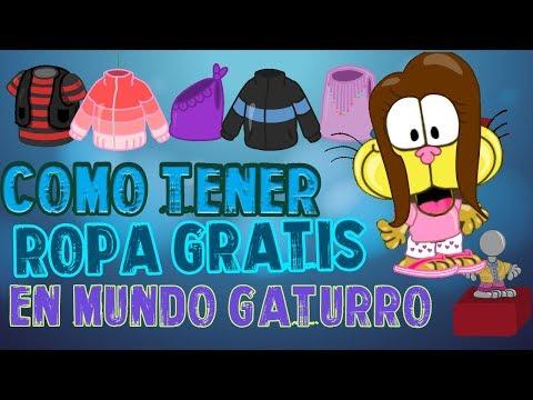 Video COMO TENER ROPA GRATIS (METODO FACIL Y RAPIDO)  - MUNDO GATURRO - JUANPEEYT MG download in MP3, 3GP, MP4, WEBM, AVI, FLV January 2017