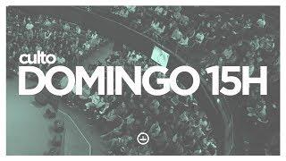 18/06/2017 - CULTO TARDE RHEMA