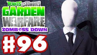 Plants vs. Zombies: Garden Warfare - Gameplay Walkthrough Part 96 - Slender Man! (Xbox One)