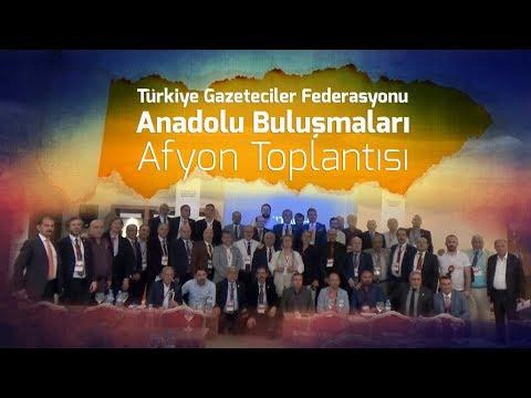 TGF Anadolu Buluşmaları Afyon Toplantısı