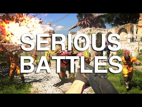 Serious Sam 4 - Serious Battles de Serious Sam 4: Planet Badass