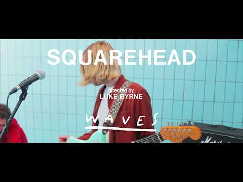 Squarehead - Waves (Official Video)