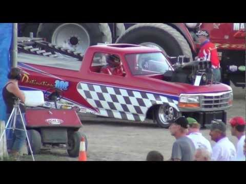 two wheel drive - Footage of the Two Wheel Drive Truck Class at the Columbia County Fair on Sept. 1, 2012. From the New York Pullers Association.