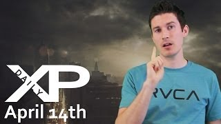 World of Darkness Canceled, Pantheon: Fall of the Fallen and more! | The Daily XP April 14th