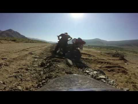 Stuck in Dirt