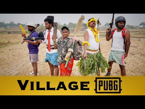 Village Pubg In Real Life | My Village Show Comedy