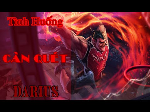 Tính cuồng sát khủng khiếp nhất của Darius bộc phát ở phút 1: 30