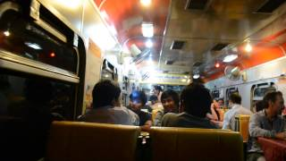 Dining Car Of The Train No.1 From Bangkok - Chiangmai