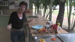Charters Towers Australia  city pictures gallery : RV Cooking Show Australia: Outback Eggs at Charters Towers BIG4 Aussie Outback