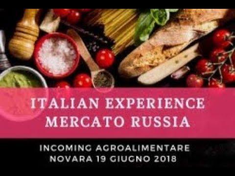 Tre aziende pistoiesi all'Italian Experience di Novara