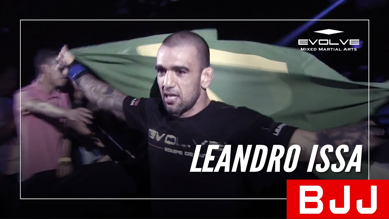 In The Cage with BJJ World Champion Leandro Issa