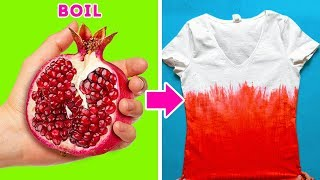 Video 23 AWESOME DIY T-SHIRT DECOR IDEAS MP3, 3GP, MP4, WEBM, AVI, FLV Juni 2019