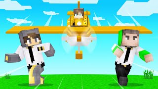 We BECAME PILOTS In Minecraft!